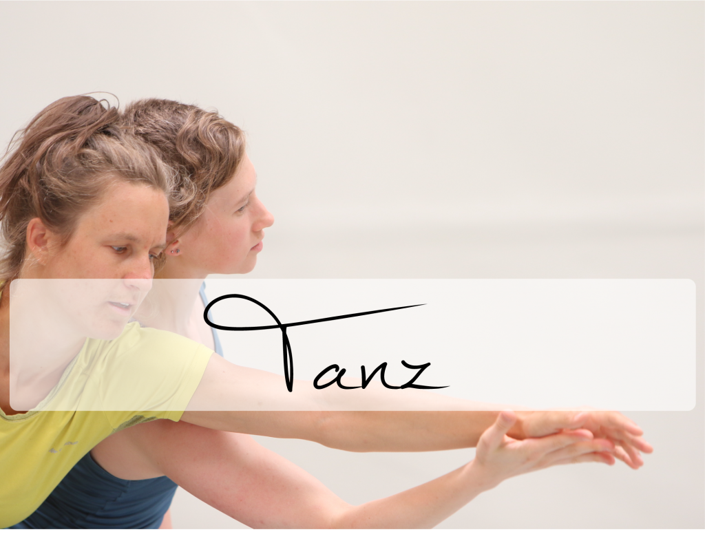 Tanz Contact Impro